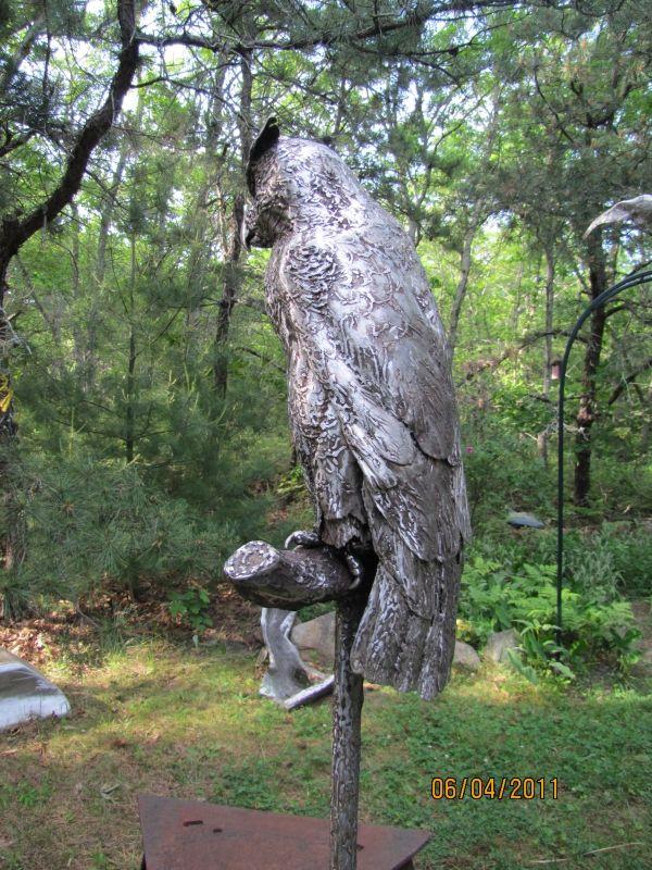 Barney Zeitz Metal Sculpture Glass Work Memorials And